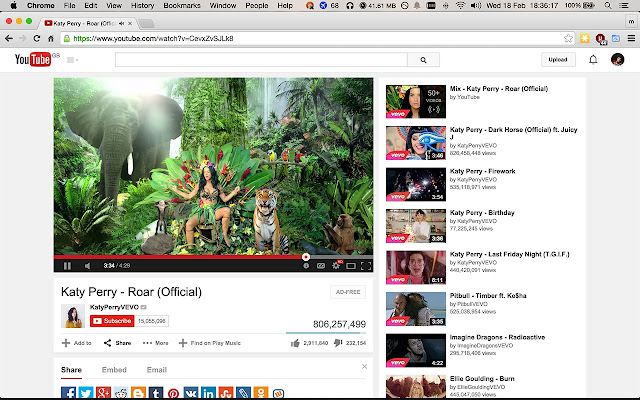 Search Play Music from Youtube