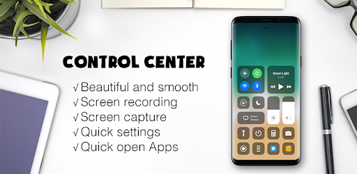 Control Center IOS 12 - Control Center - Apps on Google Play
