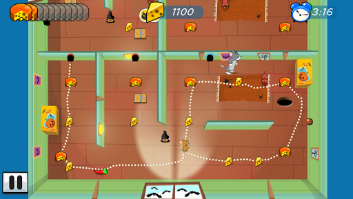 Tom & Jerry: Mouse Maze FREE 1.1.73-google screenshots 16