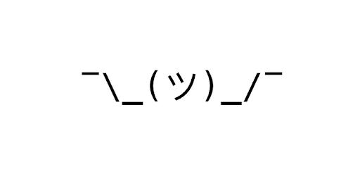 ASCII Art Keyboard 1 0 apk download for Android • com abduaziz