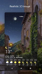 Weather Live Wallpapers (Pro) 4