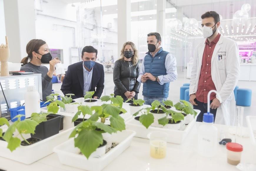 Es el mayor centro de investigación y biotecnología de Europa.