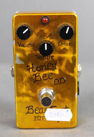 Bearfoot Honey Bee USED - Good Condition - Box no PSU