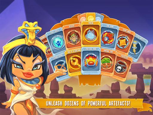 Dash Legends Multiplayer Race screenshot 1