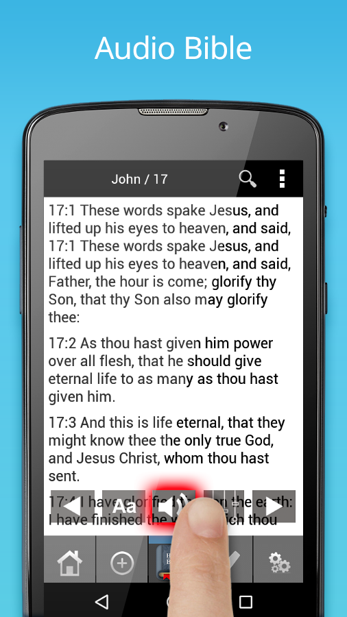 King James Bible (KJV) Free- screenshot