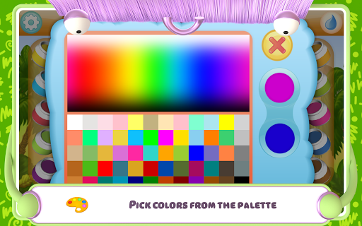 Paint by Numbers - Dinosaurs 2.2 screenshots 24