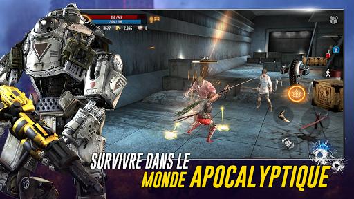 Télécharger Dark Prison: PVP Survival Action Game APK MOD (Astuce) screenshots 4
