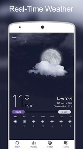 Weather & News screenshot
