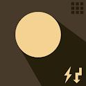 Gravity logic icon