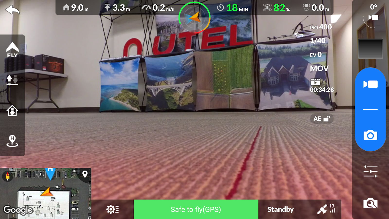 Autel Robotics Starlink- screenshot