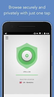 ExpressVPN - VPN for Android screenshot 00