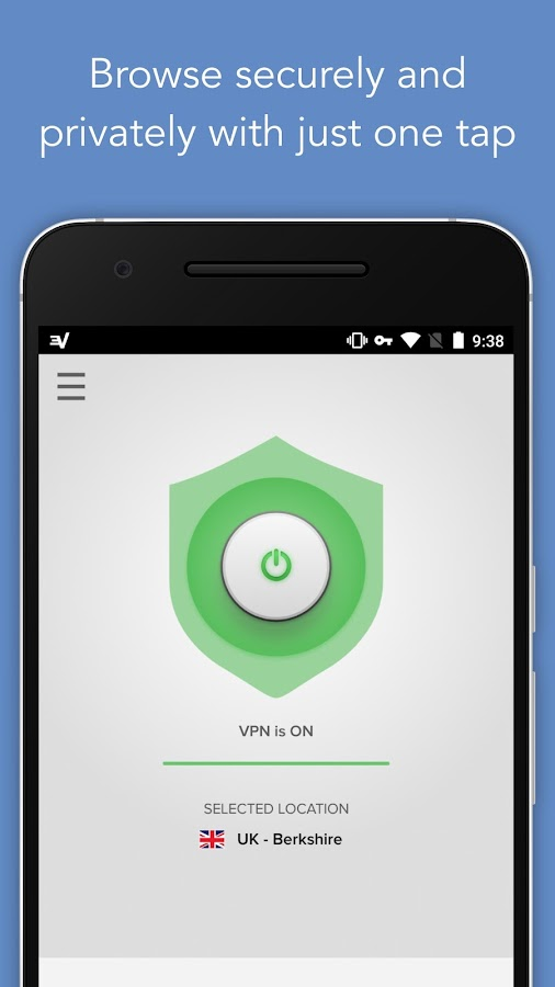 ExpressVPN - VPN for Android- screenshot