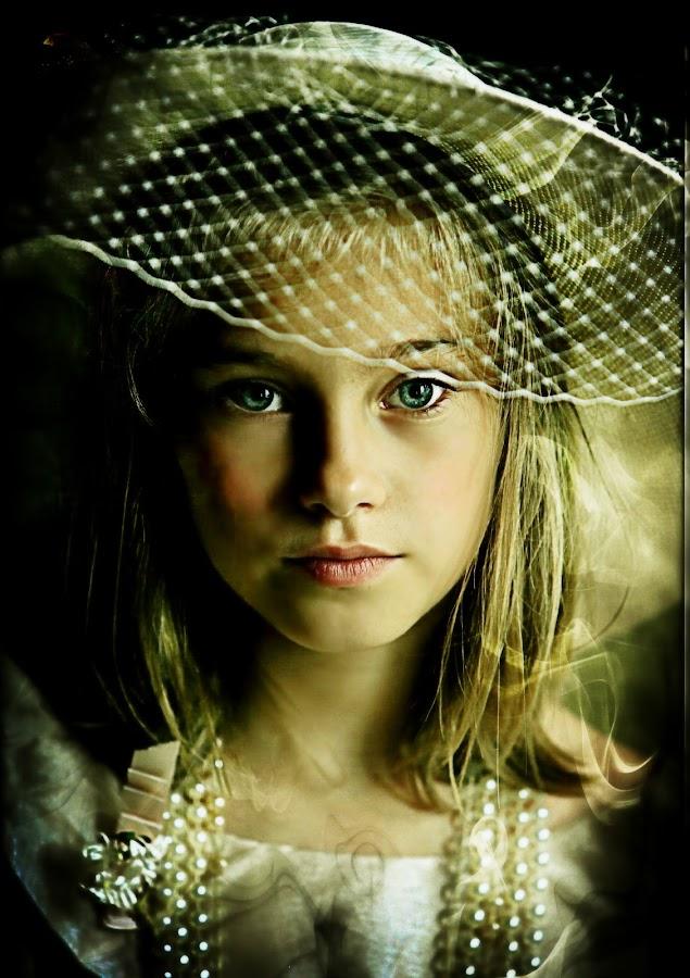 Glamour girl by Pirjo-Leena Bauer - Babies & Children Child Portraits