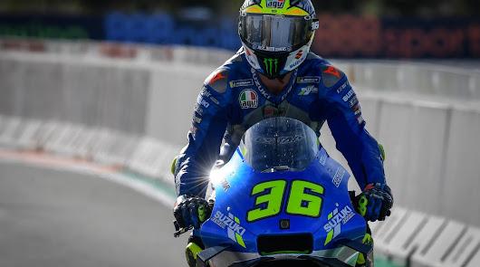 Mir será campeón del mundo de MotoGP si acaba en el podio en Valencia