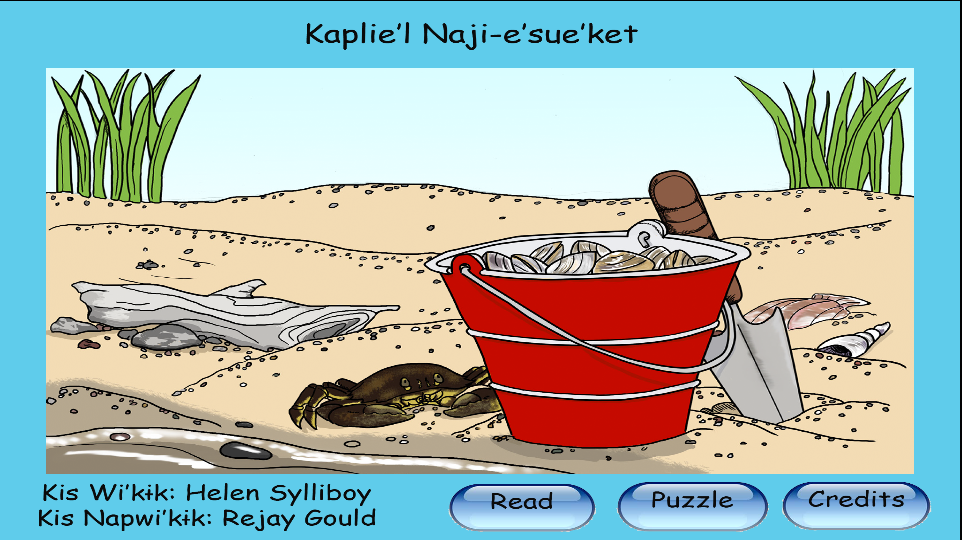 Kaplie'l Naji-e'sue'ket- screenshot