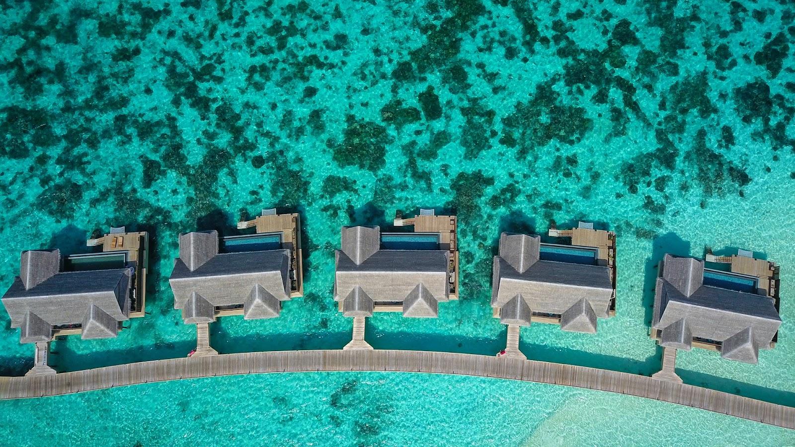 Путешествие на яхте на Мальдивах