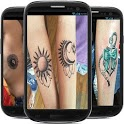 Cute Tattoos For Best Friends icon