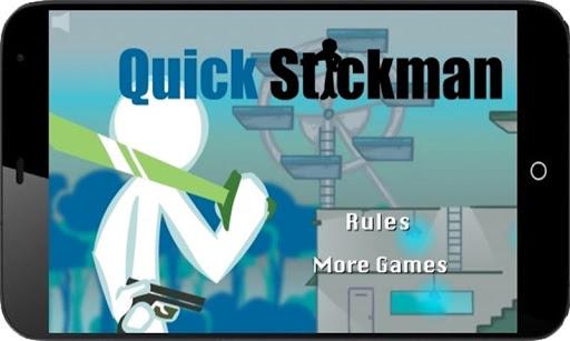 Quick Stickman Kill