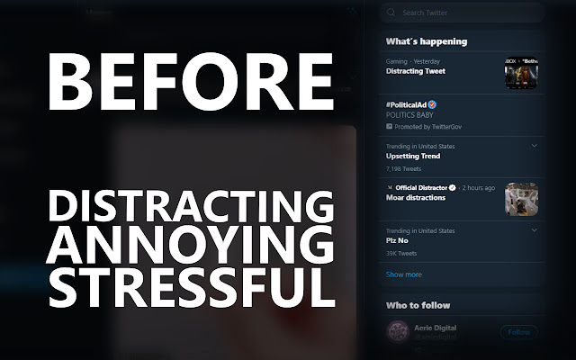 No More Feed - More Focus, Happier Scrolling