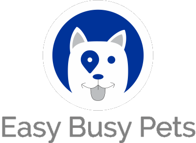 Easy Busy Pets Business Logo