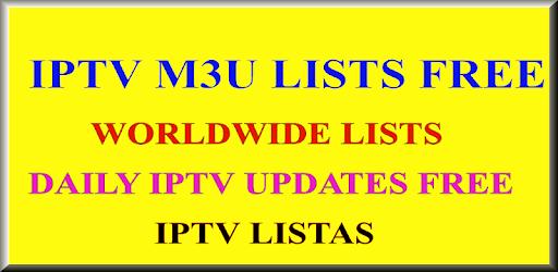 Daily IPTV M3u Listas Free on Windows PC Download Free - 1 - com