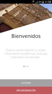 USAL App Universidad de Salamanca - náhled