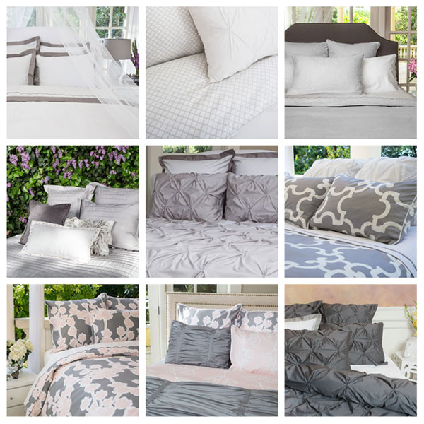 Different Shades Of Gray shades of gray: our must-have gray bedding | crane & canopy | blog