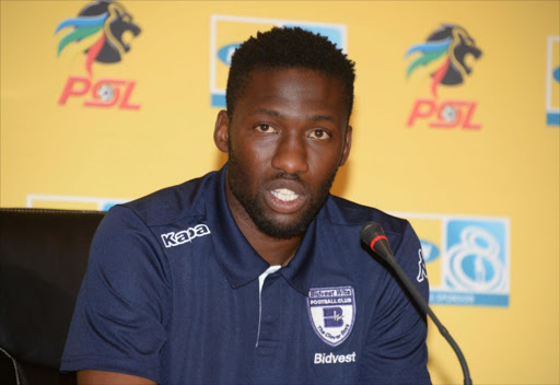 Buhle Mkhwanazi during the Bidvest Wits press conference at PSL Offices. Image: Gallo Images