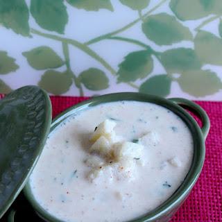 Aloo Raita – Potato Raita Recipe