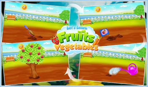 Let's Learn Fruits Vegetables v1.0.7