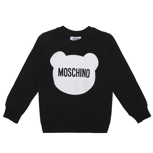 Thumbnail images of Moschino Teddy Cotton Sweatshirt