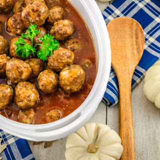 Take Along Sweet and Sour Meatballs.