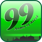 99 Names of Allah Recitor