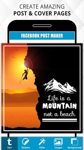 Post Maker for Social Media 1.2 Apk for Android 1
