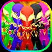 Strange Heroes: Spider Rangers game APK