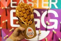 Easter EGG 彩蛋雞蛋仔