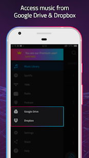 Boom: Music Player, 3D Surround Sound & Equalizer Screenshot