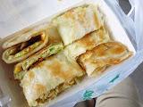 Box巴克斯韭菜盒子蛋餅公館店