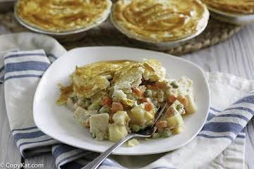 Best Ever KFC Chicken Pot Pie - CopyKat Recipes