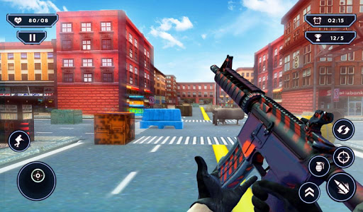 Army Anti-Terrorism Sniper Strike - SWAT Shooter 1.1 screenshots 3