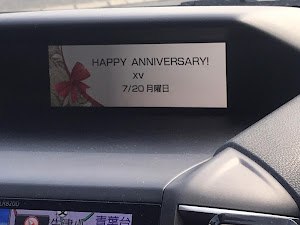 XV GT3 平成29年のカスタム事例画像 こうさんの2020年07月20日16:23の投稿