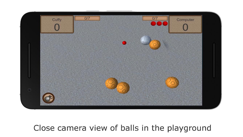 3D Bocce Ball