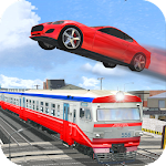 Highway Traffic Car Racing Game Icon