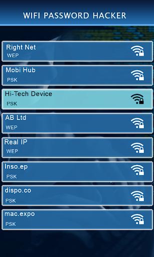WiFi Password Hacker(Prank) 1.10 screenshots 3