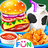 School Lunch Food Maker – Cooking Food Games APK Icon