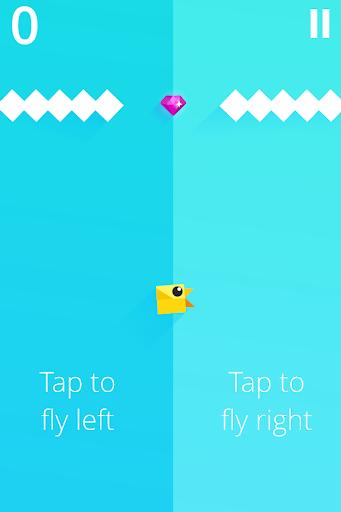 Tiny Bird Impossible Climb