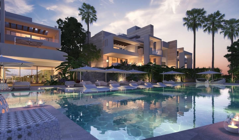 Appartement avec piscine Marbella