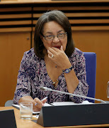 Good leader Patricia de Lille.