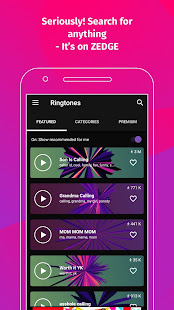 App ZEDGE™ Wallpapers & Ringtones APK for Windows Phone