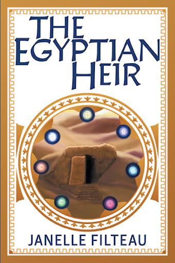 The Egyptian Heir cover